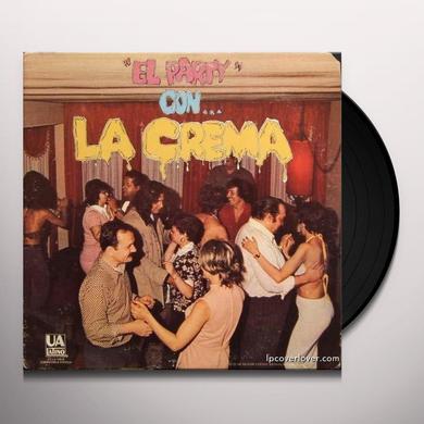 PARTY CON LA CREMA Vinyl Record