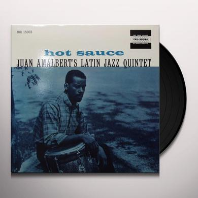 Latin Jazz Quintet HOT SAUCE Vinyl Record