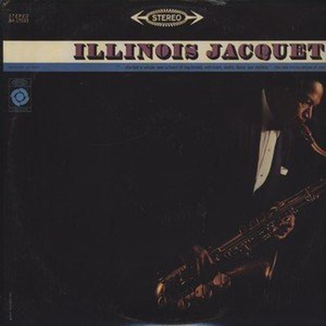 ILLINOIS JACQUET Vinyl Record