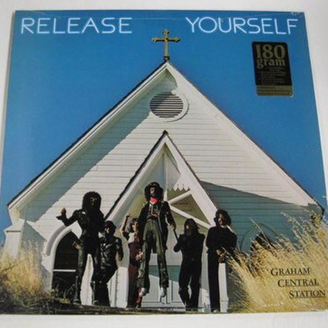 Graham Central Station RELEASE YOURSELF Vinyl Record