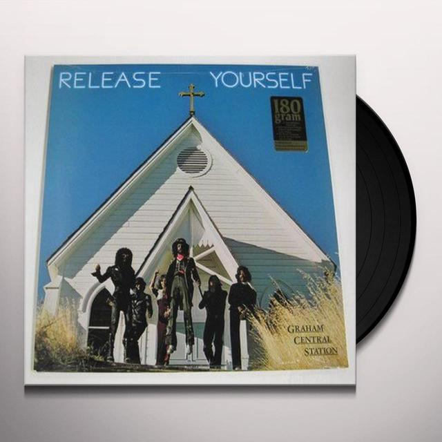 Graham Central Station RELEASE YOURSELF Vinyl Record - 180 Gram Pressing