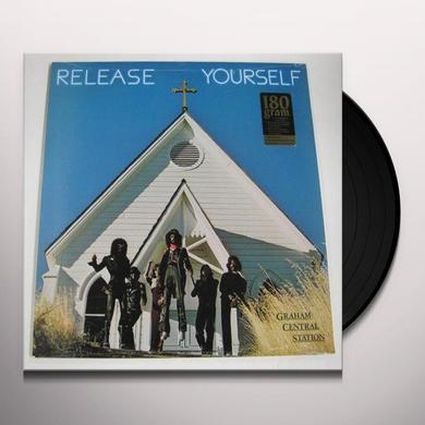 Graham Central Station RELEASE YOURSELF Vinyl Record - 180 Gram Pressing