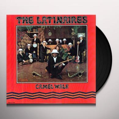 Latinaires CAMEL WALK Vinyl Record