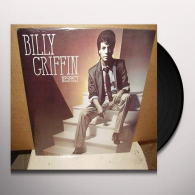 Billy Griffin RESPECT Vinyl Record