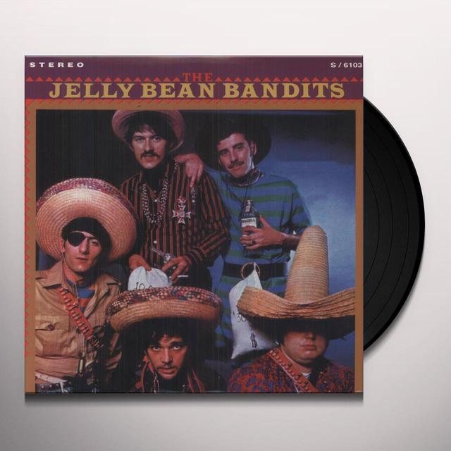 JELLY BEAN BANDITS Vinyl Record - 180 Gram Pressing