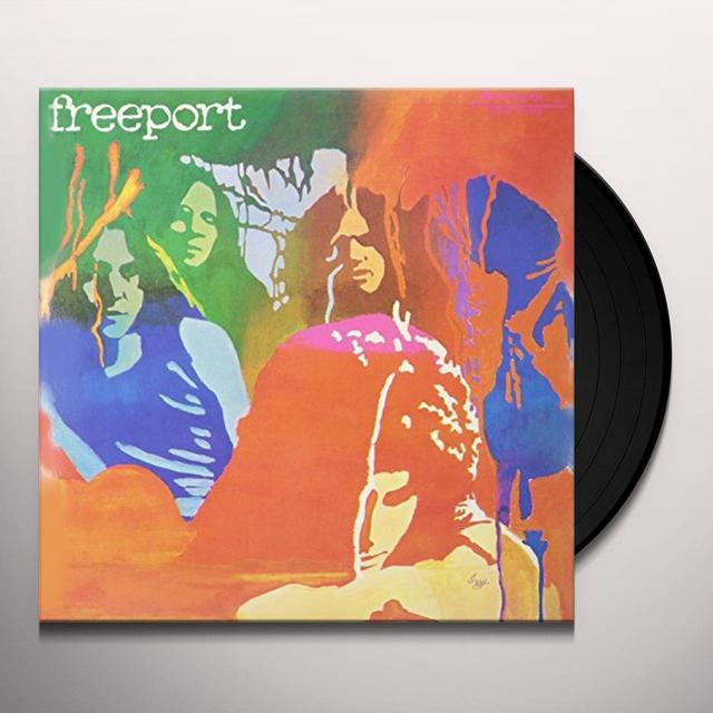 FREEPORT Vinyl Record - 180 Gram Pressing