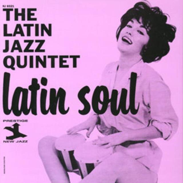 Latin Jazz Quintet LATIN SOUL Vinyl Record