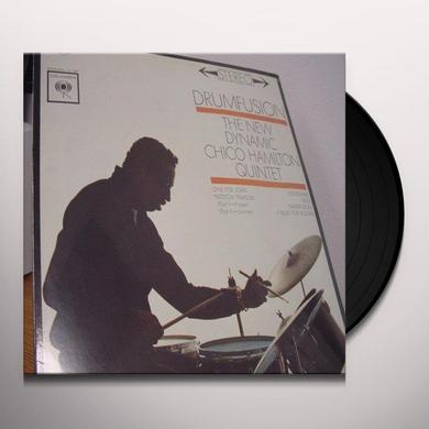 Chico Hamilton DRUMFUSION Vinyl Record