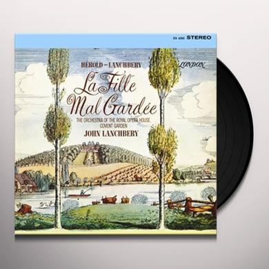 John Lanchbery & Orch Of The Royal Opera House FILLE MAL GARDEE Vinyl Record - Limited Edition, 180 Gram Pressing