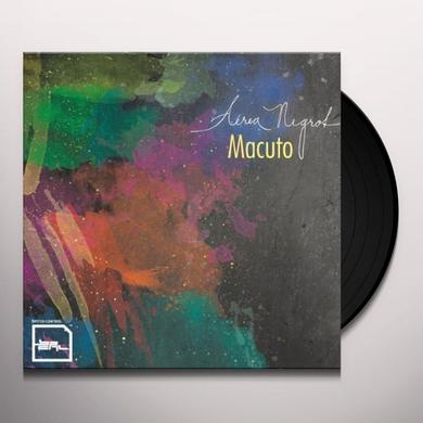 Aerea Negrot MACUTO Vinyl Record