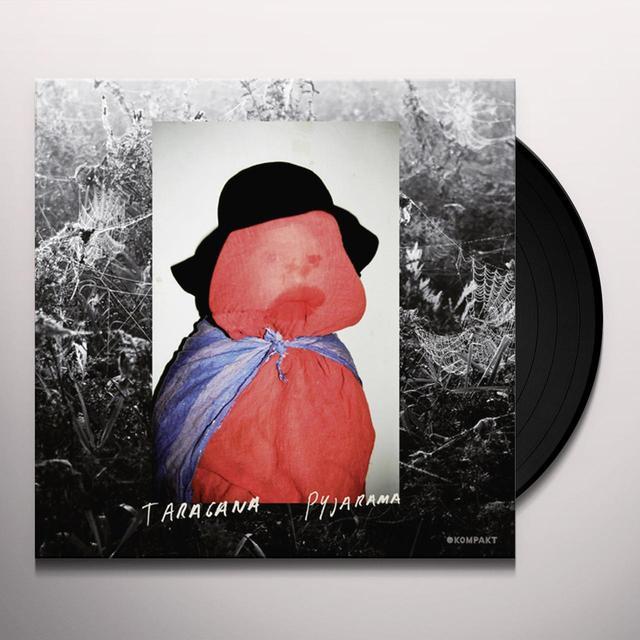 Taragana Pyjarama TIPPED BOWLS Vinyl Record - w/CD