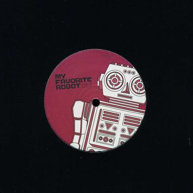 Tom Vs. Silverclub Demac HOLIDAY'S OVER Vinyl Record