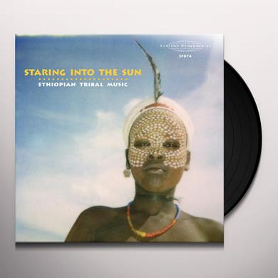 STARING INTO THE SUN: ETHIOPIAN TRIBAL MUSIC / VAR Vinyl Record
