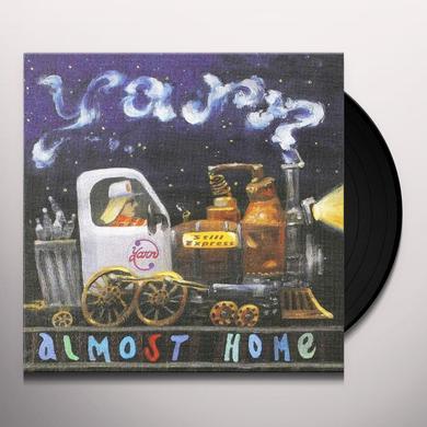 Yarn ALMOST HOME Vinyl Record