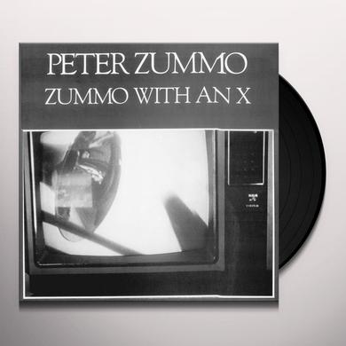 Peter Zummo ZUMMO WITH AN X Vinyl Record - 180 Gram Pressing