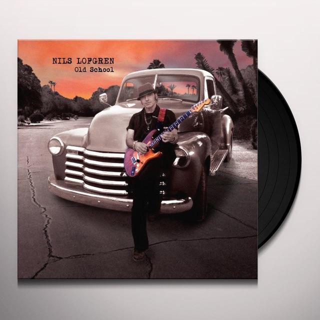 Nils Lofgren OLD SCHOOL Vinyl Record