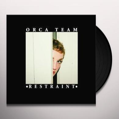 Orca Team RESTRAINT Vinyl Record