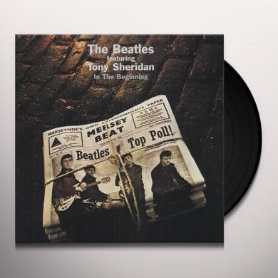 Tony Beatles / Sheirdan IN THE BEGINNING Vinyl Record
