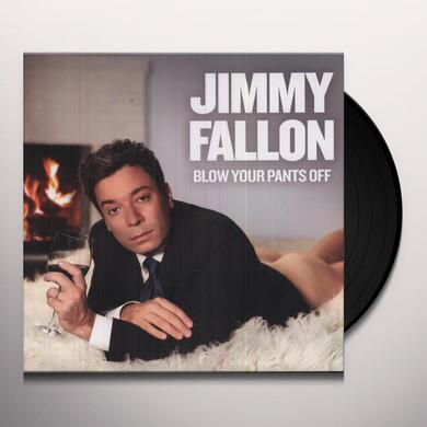 Jimmy Fallon BLOW YOUR PANTS OFF Vinyl Record