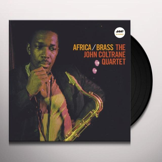 John Coltrane AFRICA / BASS Vinyl Record - 180 Gram Pressing