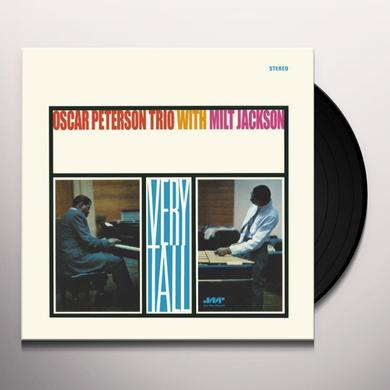 Oscar Peterson / Milt Jackson VERY TALL Vinyl Record