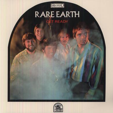 Rare Earth GET READY Vinyl Record