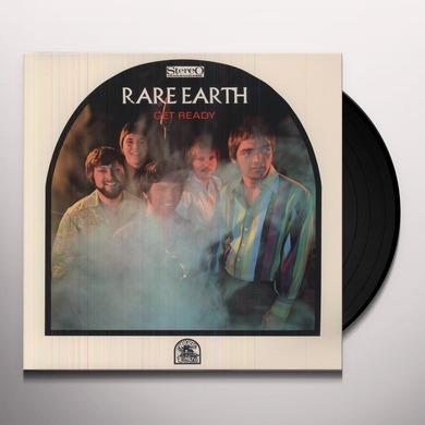 Rare Earth GET READY Vinyl Record - 180 Gram Pressing
