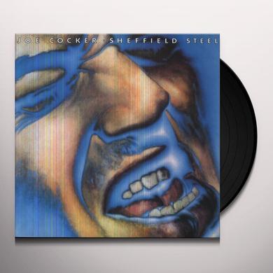 Joe Cocker SHEFFIELD STEEL Vinyl Record - 180 Gram Pressing