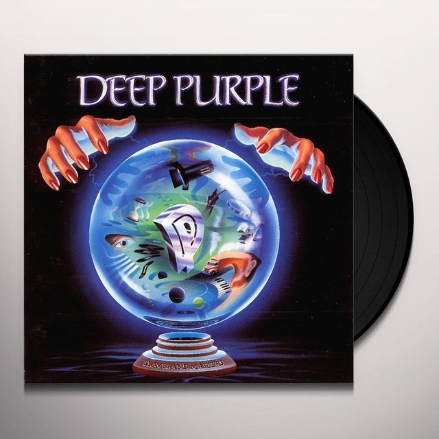 Deep Purple SLAVES & MASTERS Vinyl Record