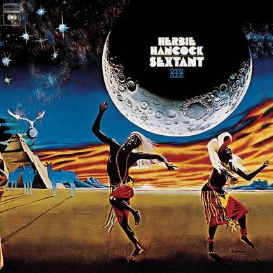 Herbie Hancock SEXTANT Vinyl Record