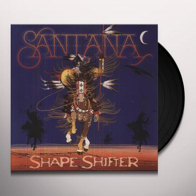 Santana SHAPE SHIFTR Vinyl Record - Holland Import