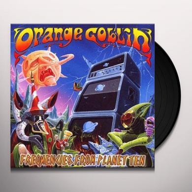 Orange Goblin FREQUENCIES FROM PLANET TEN (BONUS TRACKS) Vinyl Record - 180 Gram Pressing
