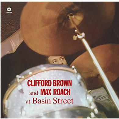 Clifford Brown & Max Roach AT BASIN STREET (BONUS TRACKS) Vinyl Record - 180 Gram Pressing