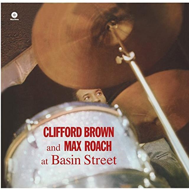 Clifford Brown & Max Roach AT BASIN STREET (BONUS TRACKS) Vinyl Record - 180 Gram Pressing