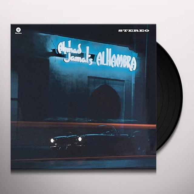 AHMAD JAMAL'S ALHAMBRA (BONUS TRACK) Vinyl Record - 180 Gram Pressing