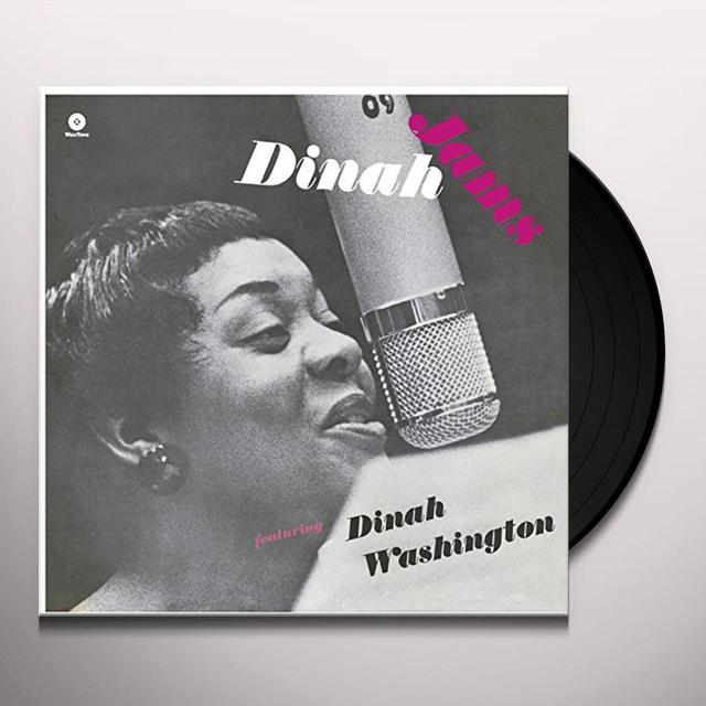 Dinah Washington / Clifford Brown DINAH JAMS Vinyl Record