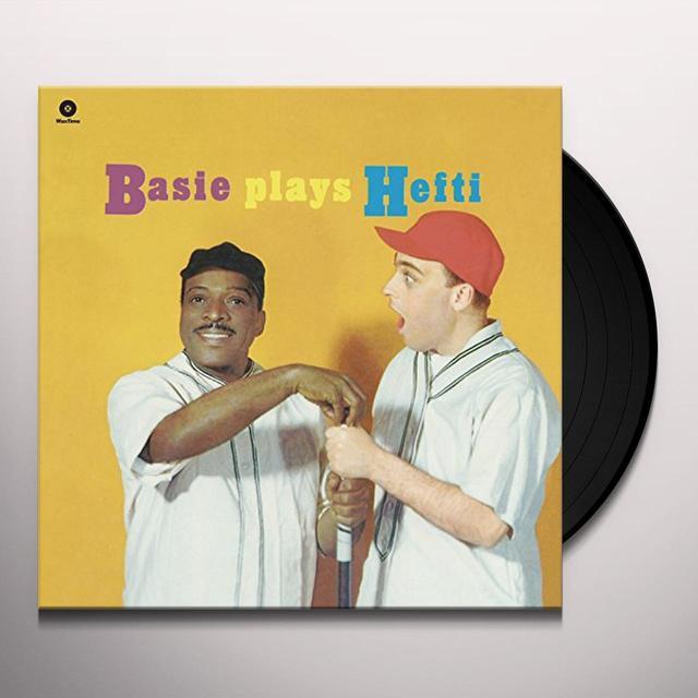Count Basie BASIE PLAYS HEFTI Vinyl Record