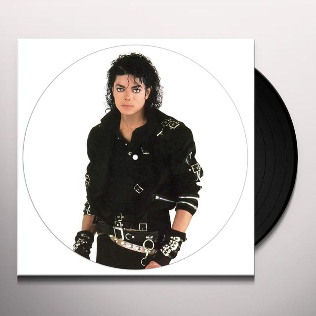Michael Jackson BAD: 25TH ANNIVERSARY Vinyl Record - Picture Disc, Anniversary Edition