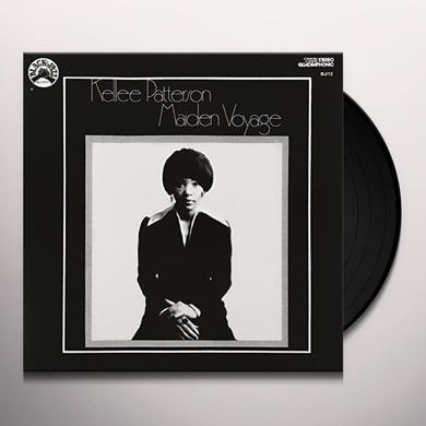 Kellee Patterson MAIDEN VOYAGE Vinyl Record