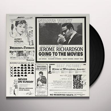 Jerome Richardson GOING TO THE MOVIES Vinyl Record