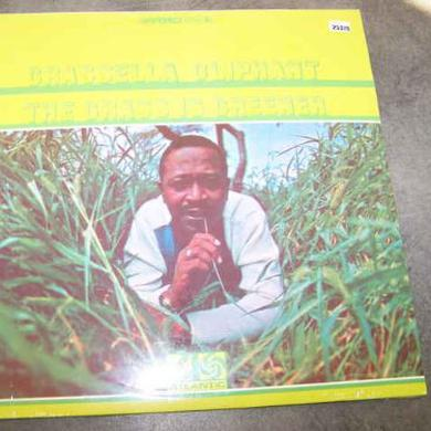 Grassella Oliphant GRASS IS GREENER Vinyl Record