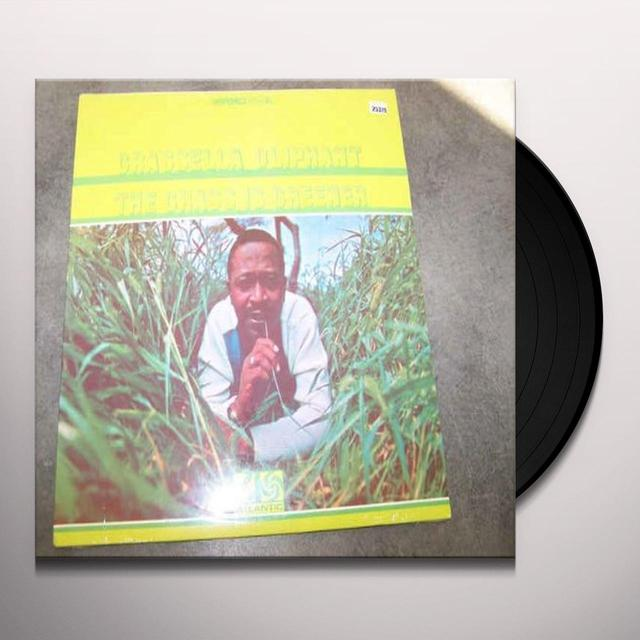 Grassella Oliphant GRASS IS GREENER Vinyl Record
