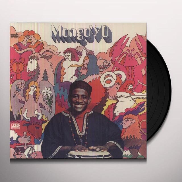 Mongo Santamaria MONGO 70 Vinyl Record