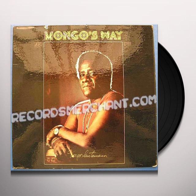 Mongo Santamaria MONGO'S WAY Vinyl Record