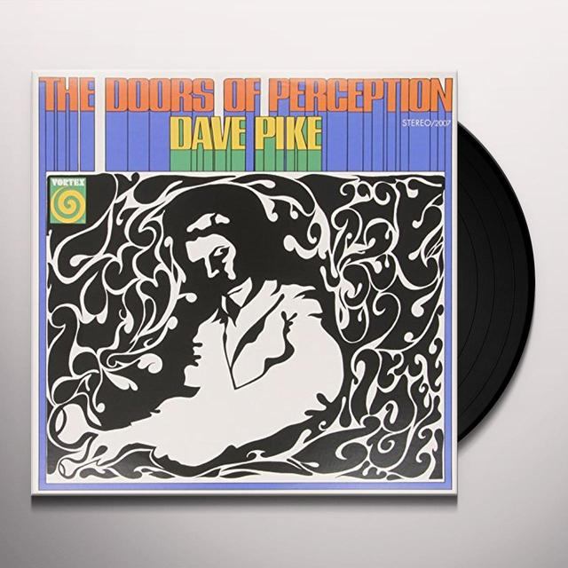 Dave Pike DOORS OF PERCEPTION Vinyl Record