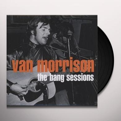 Van Morrison BANG SESSIONS Vinyl Record