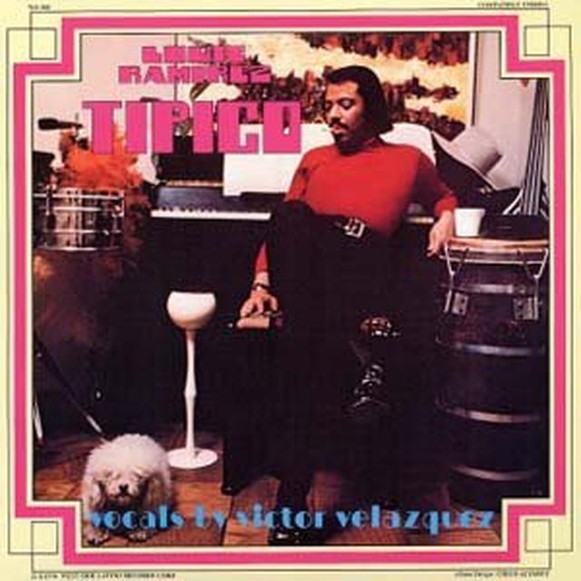 Louie Ramirez TIPICO Vinyl Record