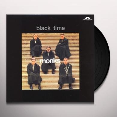 Monks BLACK MONK TIME Vinyl Record
