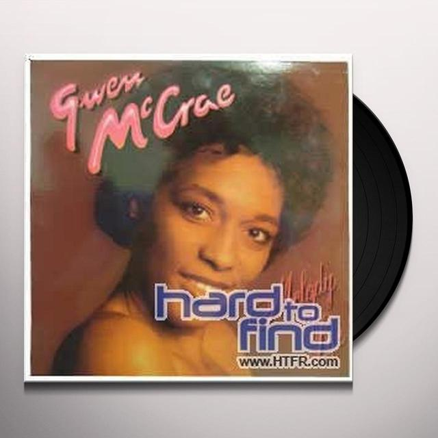 Gwen Mccrae MELODY OF LIFE Vinyl Record