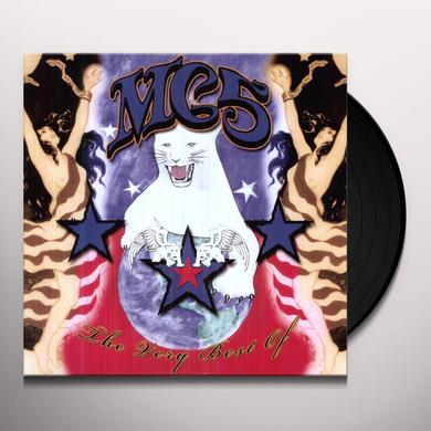 MC5 VERY BEST OF Vinyl Record